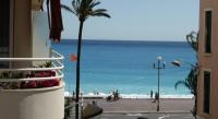 gite Menton Nice Centre - Apartment with balcony and stunning sea view!