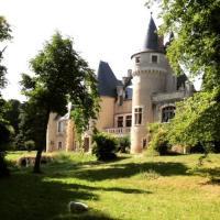 tourisme Le Poinçonnet Chateau St.Gaultier