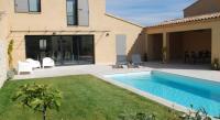 gite Saumane de Vaucluse Villa Grenache