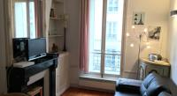 gite Paris 18e Arrondissement Appartment Viala
