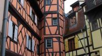 tourisme Colmar Cour de la Cigogne