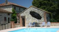 Location de vacances Castelmayran Location de Vacances Le Farat Bed - Breakfast