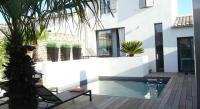 gite Ars en Ré Rental Villa Ile-De-Re Villa D'Architecte Contemporaine Piscine Chauffee 8 Personnes