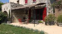 Gîte Saint Andéol de Berg Maisons de caractère en pierres - Gîtes La Bastide Du Vigneron