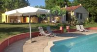 tourisme Villecroze Holiday home La belle vue