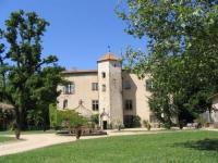 tourisme Vollore Montagne Chateau De La Chassaigne