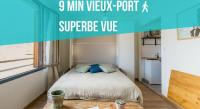 Location de vacances Marseille 3e Arrondissement Location de Vacances UniqueAppart - Gare Saint Charles