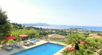 gite Carqueiranne Domaine Villa Azur Golf
