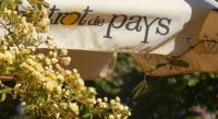 gite Le Puy Sainte Réparade Bistrot de Pays L'Imprévu
