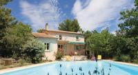 gite Roussillon Holiday Home Crillon le Brave with a Fireplace 01