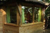 Location de vacances Franche Comté Location de Vacances Cabanes du Bois Clair