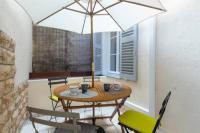 gite Antibes Appartement trois pièces - terrasse Suquet