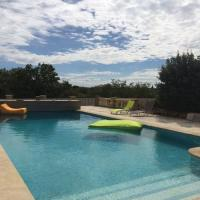 tourisme Sainte Anastasie Holiday Home Chemin des Oliviers