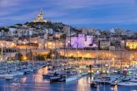 tourisme Marseille 13e Arrondissement Appartement Terrasse Joliette - Vieux-port