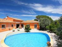 gite Sainte Maxime Villa Orange