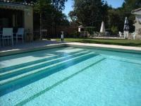 Location de vacances Rochegude Location de Vacances Villa Avec Piscine Privée Au Sel