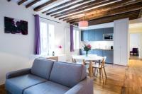 gite Paris 20e Arrondissement Into Paris - Montparnasse Apartment