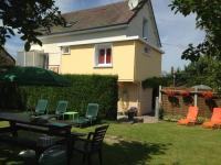 Location de vacances Saint Martin Saint Firmin Location de Vacances Holiday home Crespin
