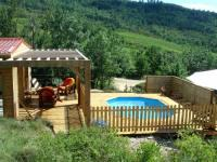 gite Limoux Chalet - Roquetaillade