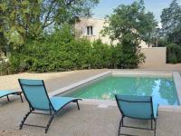 gite Roquemaure Villa Montout