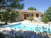 tourisme Boisset et Gaujac Villa Vignes