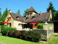 Gîte Daglan Gîte Villa Maison Les Bois