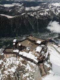 gite Chamonix Mont Blanc Aiguille du Midi