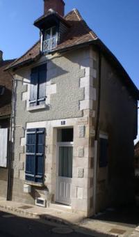tourisme La Charité sur Loire La Maison Aux Volets Bleus