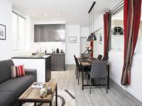 gite Paris 2e Arrondissement Luxury 2 Bedroom Montorgueil