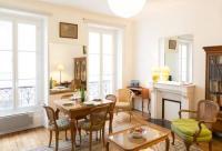 gite Paris 3e Arrondissement Cité de l'Alma Apartment- Eiffel Tower