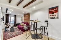 gite Paris 18e Arrondissement Sweet Inn Apartments - Aboukir