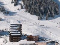 gite Mont de Lans Rental Apartment Carlines 1
