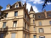 Gîte Champagne au Mont d'Or Gîte Appartement Château Randin