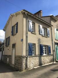 Location de vacances Chabrac Gîte La Maison Hortensias