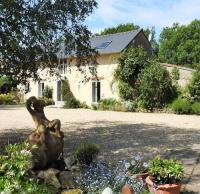 tourisme Fontenay sur Vègre La Thuilee