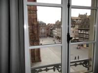 tourisme Strasbourg Apartement Place De La Cathedrale
