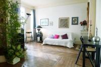 gite Paris 6e Arrondissement Apartment Rome