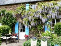 gite La Rochelle Normande Fownhope Bed - Breakfast
