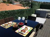 tourisme Auribeau sur Siagne Penthouse with jacuzzi on the big terrace