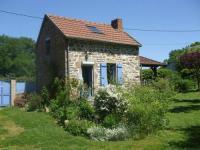 gite Mérinchal Maison De Vacances - Le Chat Blanc - Kleine Gite