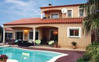 Location de vacances Tautavel Location de Vacances Holiday Home Baixas with Fireplace I