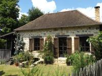 tourisme Troche Cottage in Dordogne