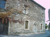 gite Visan La Batisse du Chateau