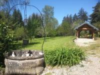 Location de vacances Bréry Gîte du château de Feschaux, Jura