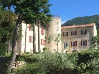 gite La Roque Sainte Marguerite Chateau de la Rode