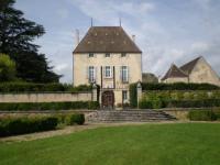 tourisme Baubigny Chateau de Chorey