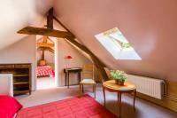 tourisme Fontenay sur Vègre Lodge de Saint Frambault