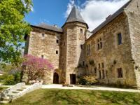 gite Saint Aubin de Luigné Château de Chanzé