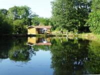 Gîte Saint Vincent de Paul Gîte Chalet  Côté Lac