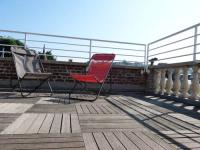 tourisme Bihorel Appartement terrasse